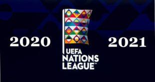 Жеребьёвка Лиги Наций УЕФА 2020/2021 по футболу: дата, результаты