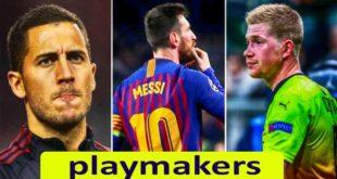Плеймейкер в футболе: кто это, на какой позиции играет, его функции?