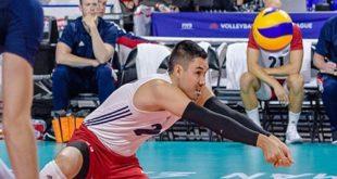 Стойки волейболистов и способы перемещения игроков в волейболе
