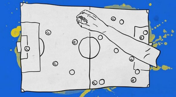 Тактика нападения в футболе: кратко о видах атак