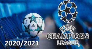 Лига Чемпионов 2020/2021: расписание, результаты, таблицы, группы