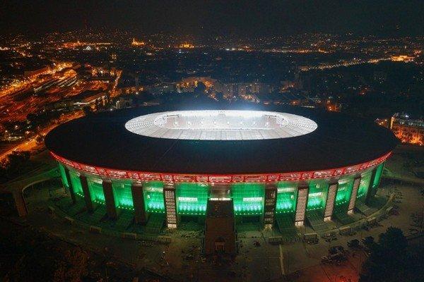 Стадион Пушкаш Арена