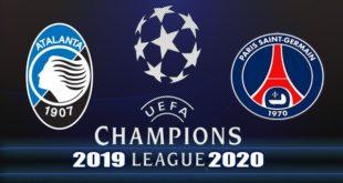 Аталанта - ПСЖ 12 августа: прогнозы на матч 1/4 ЛЧ 2019/2020