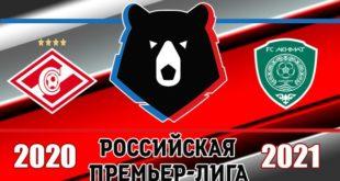 Спартак - Ахмат 14 августа, прогнозы, ставки, коэффициенты на матч