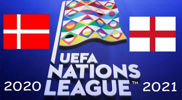 Дания - Англия (08.09): прогноз на матч ЛНУ 2020/21