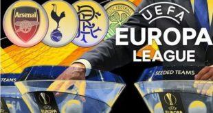 Арсенал, Лестер и Тоттенхэм узнали соперников по группе в Лиги Европы 2020/21