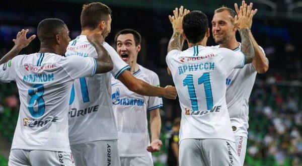 Боруссия - Зенит: составы на матч 28 октября 2020