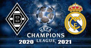 Боруссия М - Реал Мадрид: прогноз на матч 27.10.2020