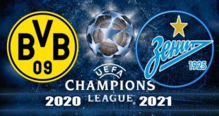 Боруссия Дортмунд - Зенит: прогноз на матч 28 октября. Ставки на футбол