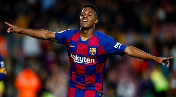 Ансу Фати стал самым молодым автором гола в истории Эль-Классико