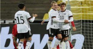 Счёт матча Украина - Германия 10 октября 2020: статистика