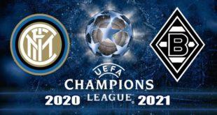 Интер - Боруссия Менхенгладбах: прогноз на матч 21 октября 2020