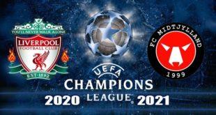 Ливерпуль - Мидтьюлланн: прогноз на матч 27.10.2020