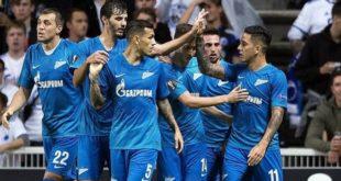 Зенит - Брюгге: счёт матча, статистика (20.10.2020)