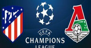 Атлетико - Локомотив: где смотреть онлайн трансляцию матча 25.11.2020