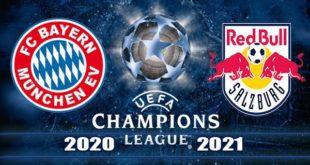 Бавария - Зальцбург 25 ноября: прогнозы и ставки на матч