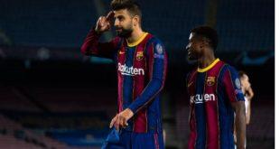 Составы на матч Динамо Киев - Барселона 24 ноября 2020