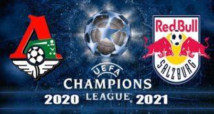 Локомотив - Зальцбург: прогноз на матч 1 декабря 2020
