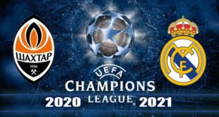 Шахтëр - Реал Мадрид 1.12.2020: прогноз, ставки