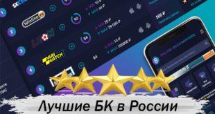 Как выбрать лучшую букмекерскую контору для ставок на спорт в России