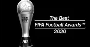 Лучший футболист по версии ФИФА 2020 (The Best FIFA Football Awards)