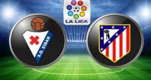 Эйбар - Атлетико Мадрид 19.01 прогноз на матч Ла Лиги