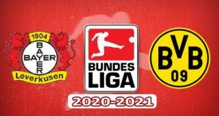 Байер - Боруссия Д: прогноз на матч 19 января 2021