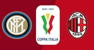 Интер - Милан 26.01.2021: прогноз на Кубок Италии по футболу
