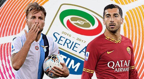 Лацио - Рома: прогноз на матч 15 января 2021