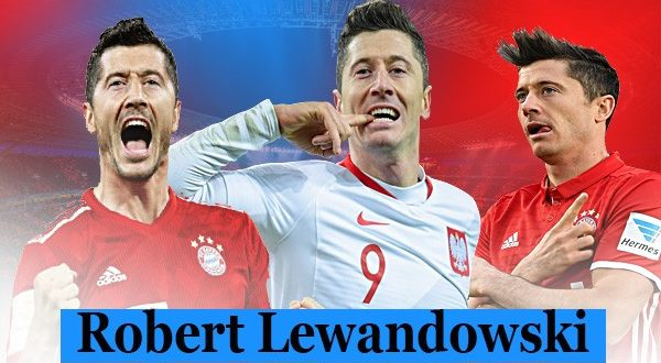 Статистика Роберта Левандовски: сколько голов забил за всю карьеру?