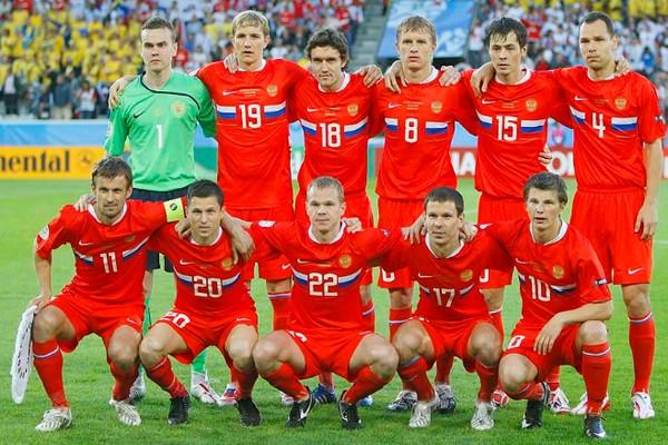 Состав сборной России на Евро-2008