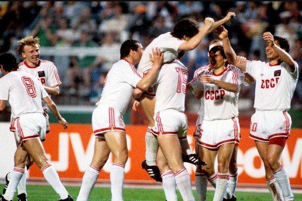 Сборная СССР на Олимпиаде 1988 по футболу