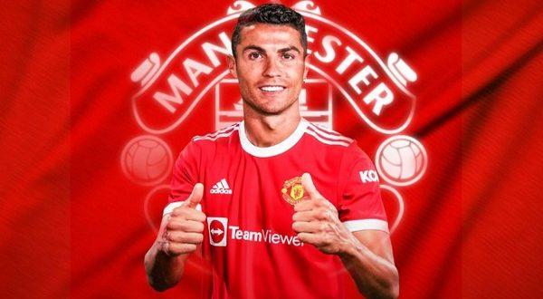 Роналду перешёл в Манчестер Юнайтед (2021): ПСЖ в пролёте