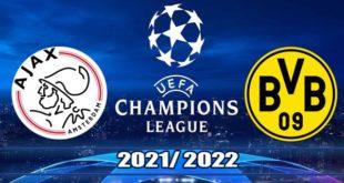 Аякс - Боруссия Дортмунд: прогноз на матч 19 октября 2021