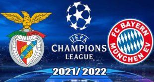 Бенфика - Бавария: прогноз на матч 20 октября 2021
