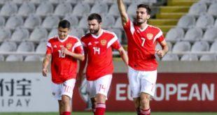 Состав сборной России на матч против Словакии 8 октября 2021