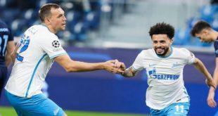 Зенит - Ювентус: составы команд на матч 20.10.2021