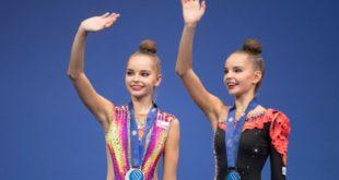 Чемпионат мира по художественной гимнастике 2021: расписание, результаты